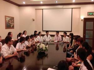 广东省妇幼保健院检查月经